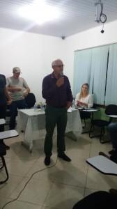 presidente da Câmara joão Damasceno os Santos , o Maceninho.
