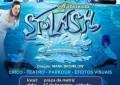 """""""Splash"""", um espetáculo teatral multimídia neste sábado (17), às 21 horas, na praça da matriz, em Angatuba"""