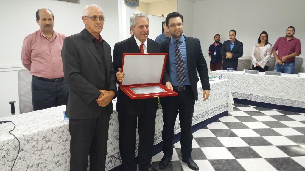 João Damasceno dos Santos, Raoul Henri, Bruno Américo Santi