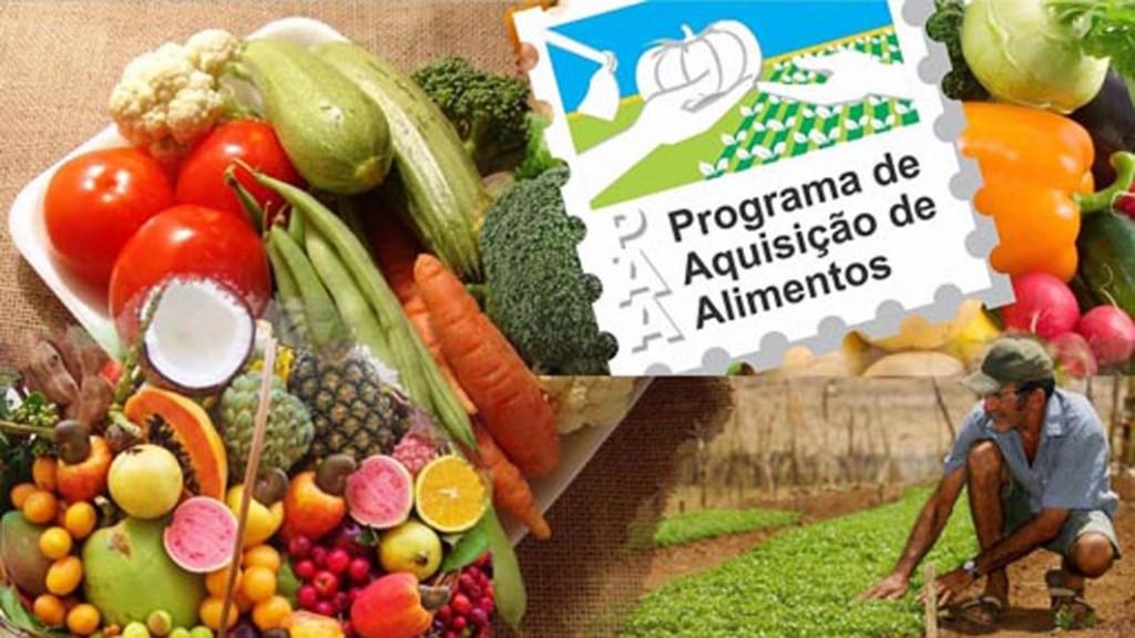 Publicidade do PAA de 2015.