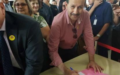 Angatuba recebe R$ 80 mil do Estado para a aquisição de remédios