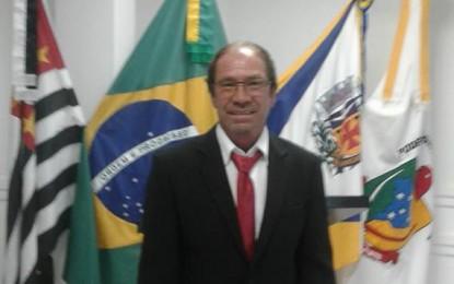Zezinho do Machadinho assume cadeira de Élia Mariano na Câmara de Angatuba