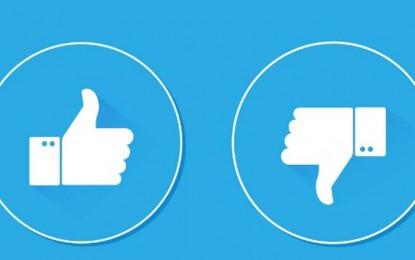 A prefeitura e os comentários no Facebook