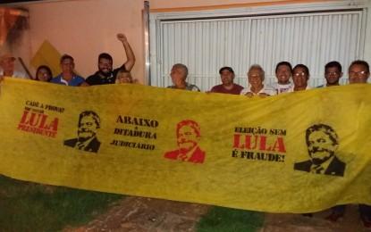 Esquerda angatubense se reúne visando as eleições de 2018 e já começa a receber pré- candidatos