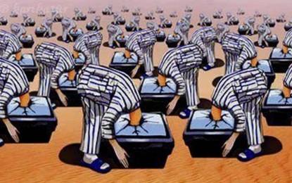 Os ignorantes e as babaquices que imperam nas redes sociais acerca da política
