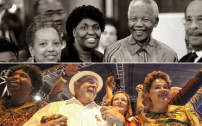 Mandela somos todos nós!