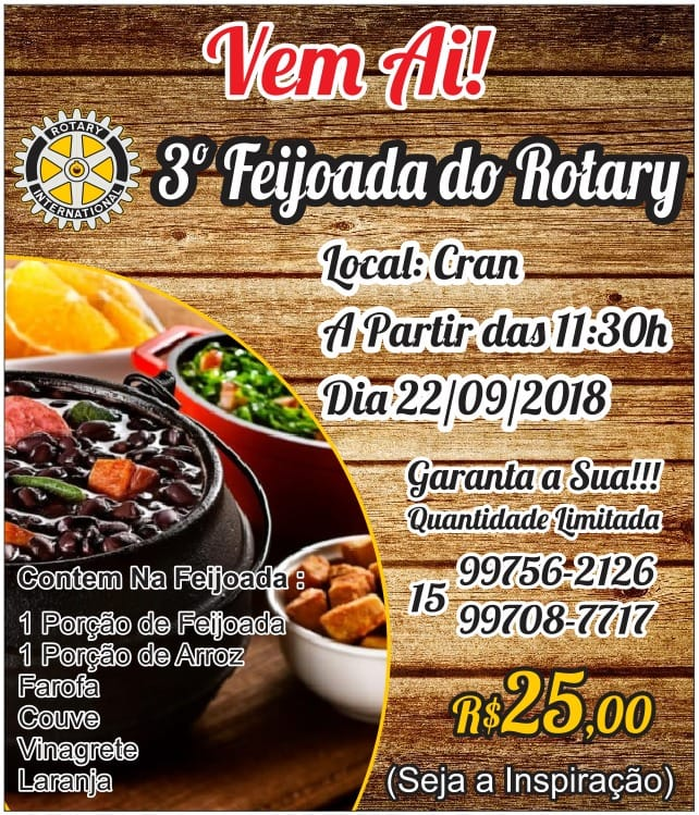 FEIJOADA DO ROTARY