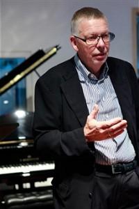 Karl Schulze, atual proprietário da C. Bechstein Flügel & Klaviere