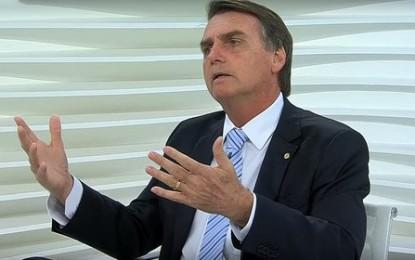 """Bolsonaro se apresenta como o """"capitão do mato"""" do povo negro e pobre"""