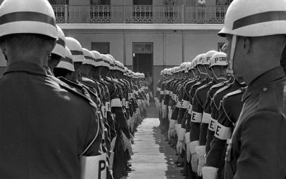 Não havia ordem e segurança na ditadura