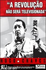 A REVOLUÇÃO NÃO SERA TELEVISIONADA