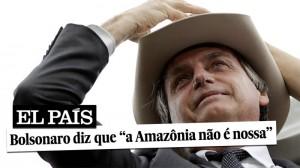 BOLSONARO AMAZONIA