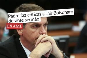 BOLSONARO E OS VALORES CRISTÃO