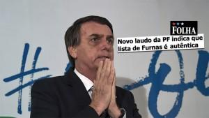 BOLSONARO FURNAS