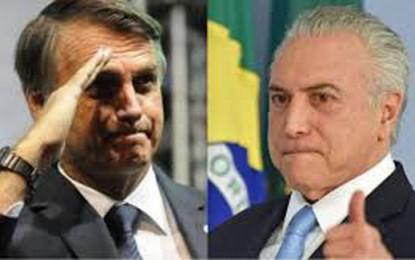 Bolsonaro, Temer e o fim da aposentadoria