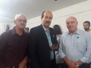 Maceninho, prefeito de Angatuba e ex-prefeito de Itapetininga Roberto Ramalho