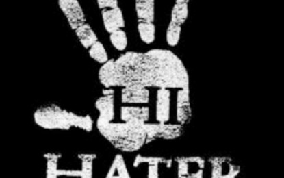 Breves reflexões sobre os haters
