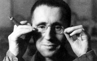"""""""O pior analfabeto é o analfabeto político"""": uma conversa com Bertolt Brecht"""