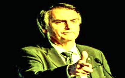Bolsonaro já fez o seu papel