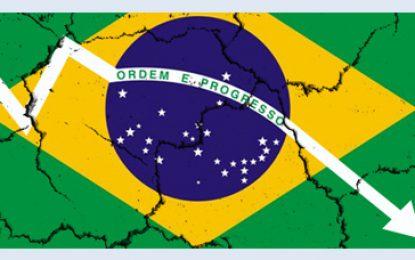 O buraco em que a economia brasileira se meteu