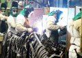 Queda da indústria revela precipício bolsonarista
