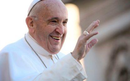 Meu imenso repúdio aos hipócritas e falsos cristãos e minha imensa solidariedade ao Papa Francisco