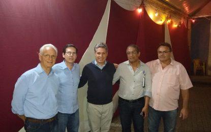 Deputado Paulo Teixeira reúne-se com lideranças petistas em Itapetininga