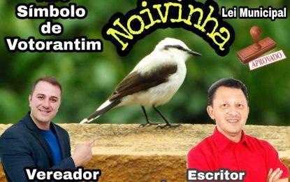 Élcio Mario Pinto é o inspirador do projeto que instituiu a ave símbolo de Votorantim