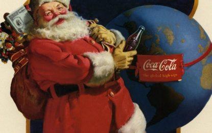 Coca-Colonização da cultura: Como o Natal se americanizou pelo mundo