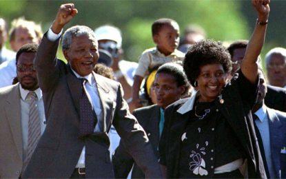 Há 30 anos, Nelson Mandela conquistava a liberdade