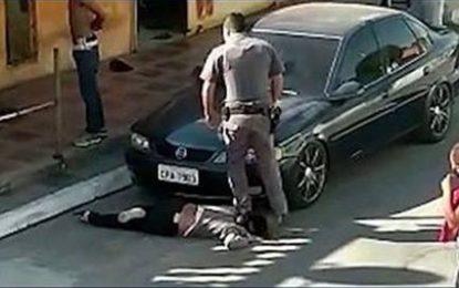 O racismo da Polícia Militar