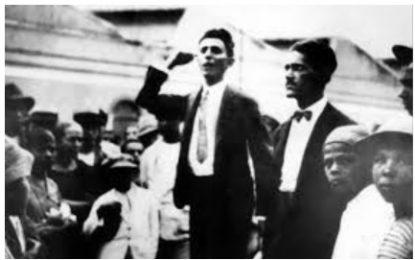 Minervino de Oliveira:Um operário comunista e negro para a presidência