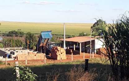 Fazenda Municipal de Campina do Monte Alegre estaria sendo usada para fins eleitorais