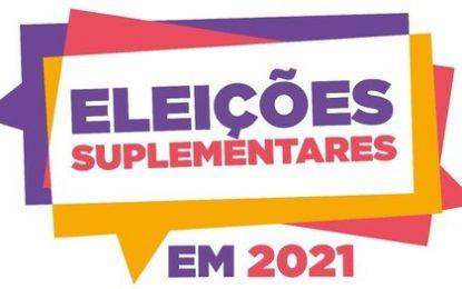 Eleição suplementar em Campina do Monte Alegre a mais oito cidades ocorrerá em 4 de julho